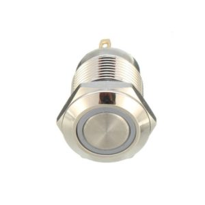 Interruptor_Led_Metálico_Impermeable_DC12V_12mm_4Pin